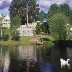 Lake House; Daylesford, VIC, Australia