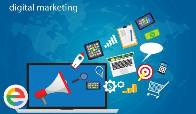 شركات دعاية واعلان دعاية واعلان افكار دعاية واعلان دعاية واعلان بالرياض بروفايل شركات دعاية واع Digital Business Card Digital Marketing Advertising Methods