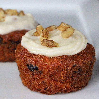 Vegan Easter Delight: Carrot Cake Cupcakes