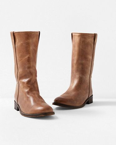 Ivylee Simone Mid-Calf Boots, Dark Tan   Shoes   Mid calf boots, Boots,  Shoes 59dc43b8797a
