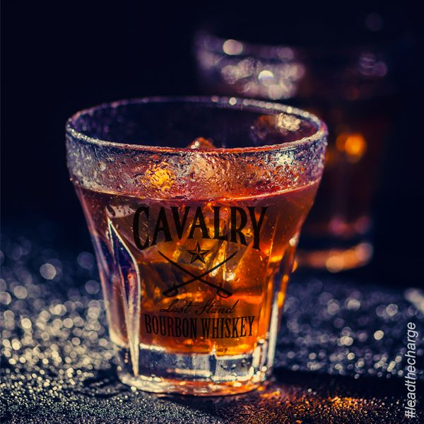 Let's take a shot of Cavalry!  #leadthecharge #cavalry #bourbonlife #bourbon #whiskey #bourboncountry