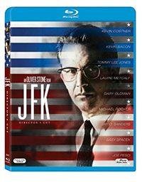 Recension av JFK. Ett Drama av Oliver Stone med Kevin Costner, Sissy Spacek, Joe Pesci, Tommy Lee Jones och Kevin Bacon.