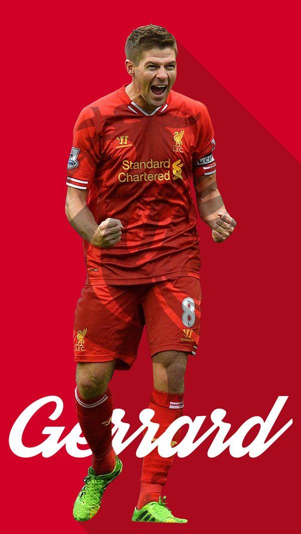 Steven Gerrard : un grande capitano ... e un avversario che ci ha fatto molto soffrire !