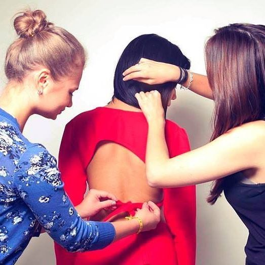 #showroom #borshadesigns #borsha #new #dress #red #colour #fashion #backstage #photo  Dress available info@borsha.net