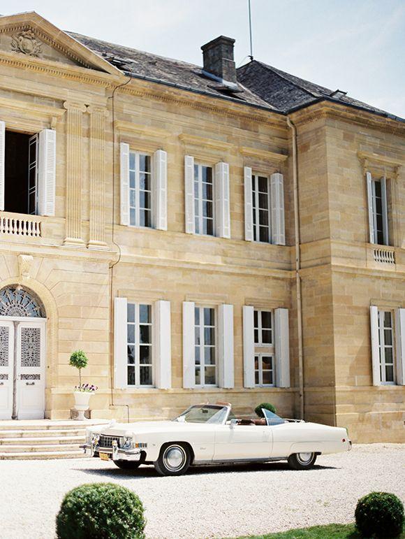 Chateau la Durantie wedding venue by Erich McVey