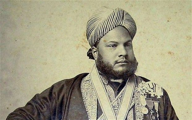 """Abdul Karim. Interesting story of Queen Victoria and her most trusted confidante. His diaries turned up  recently, being kept by one of his relatives.' Victoria And Abdul: The True Story Of The Queen's Closest Confidant"""" by Shrabani Basu is published by The History Press (march 2016)"""