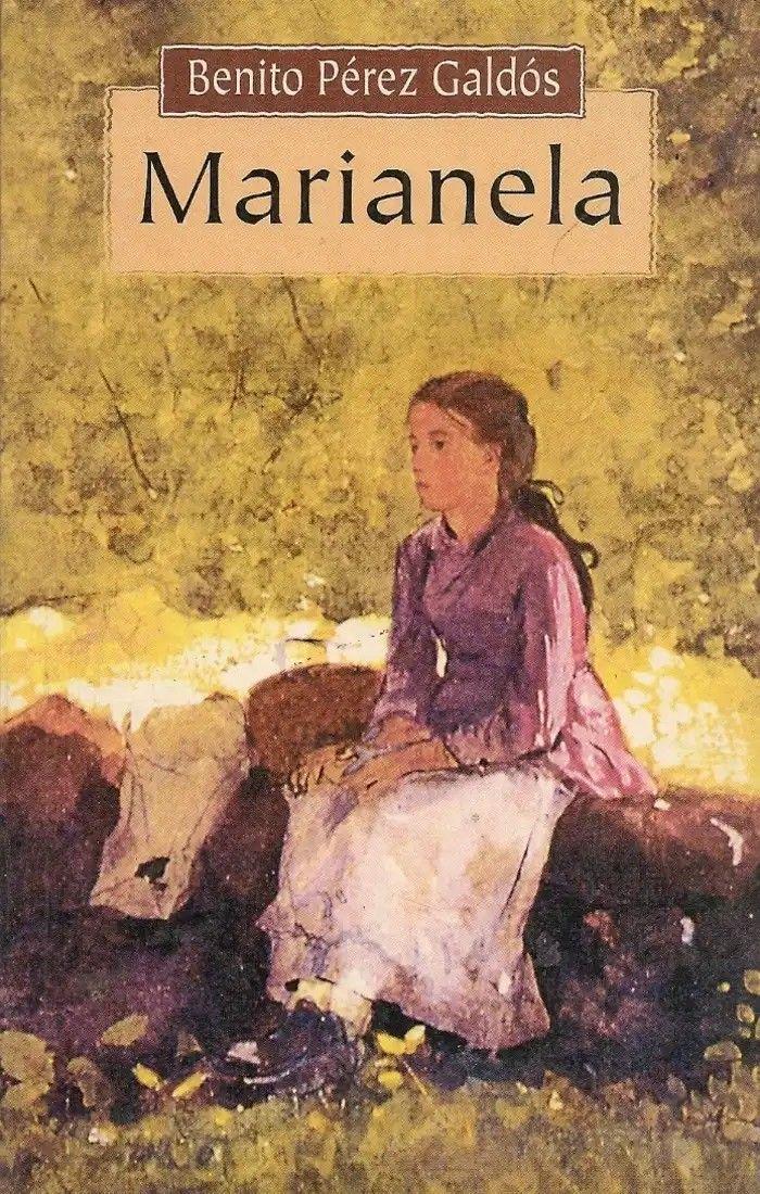 Marianela Benito Perez Galdos Espana 1878 Aprendo A Leer Libros De Lectura Libros Para Leer
