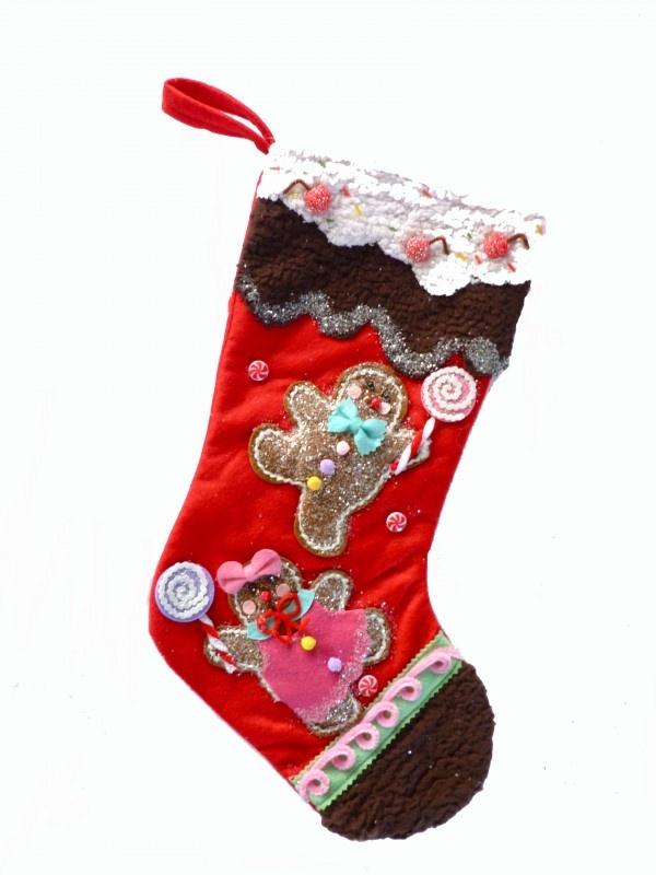 Ho Ho HOOOO! Merry Christmas to you, en een fijne kerst wordt het zeker als je deze XL Kerstsok vol met cadeautjes aantreft op kerstochtend!