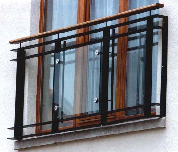 modern juliet balcony - Google Search   House Exterior ...