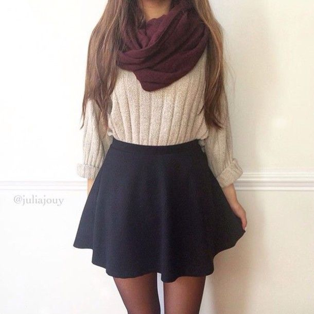 yq7bw9-l-610x610-skirt-tan-red-cable+knit+sweater-black-beige-purple-burgundy-beautiful-cute-outfit-outfit+idea-sweater-cute+outfits-fall+outfits-grey+sweater-oversized+sweater-fall+sweater-tan+swe.jpg 610×610 pixels
