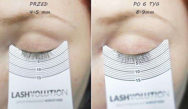 Praktycznie kosmetycznie.: LashVolution : serum pobudzające wzrost rzęs