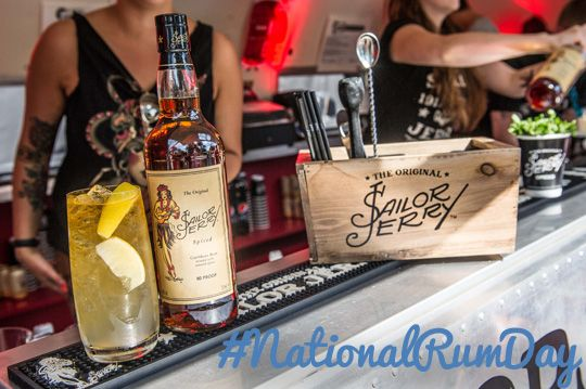 Happy National Rum Day! My recommendations for celebrating in the city, at home and in the kitchen.