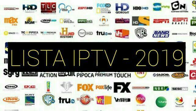 Lista Iptv 2019 Abc Tecweb Xyz Com Imagens Lista De Canais