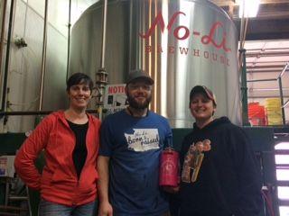 It's Badass...No-Li Cascadian Stout collab brewed for Spokane Craft Beer Week