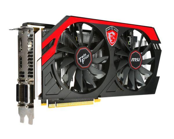 MSI GeForce GTX 660 Gaming - Specificaties - Tweakers
