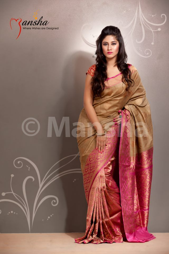 Indian Jewellery and Clothing: Beautiful sarees from Mansha...Am sure you guys will love them.