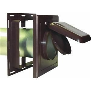 No-Pest Dryer Vent Hood by P-tec Products Inc