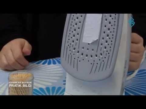 1 Dakikada ÜTüdeki Kireci Temizleme Yöntemi | Anlatımlı Örgü, Örgü Modeli, Nasıl Yapılır, El işi, Dantel,