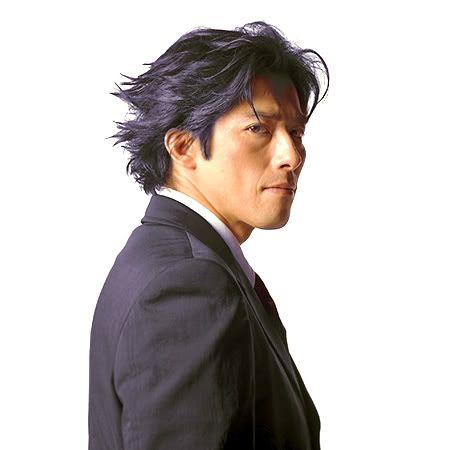 HIROYUKI SANADA Graphics Code | HIROYUKI SANADA Comments & Pictures