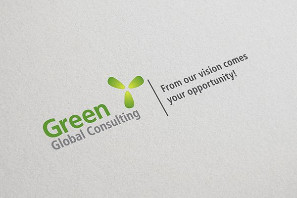 Green Global Consulting on Behance