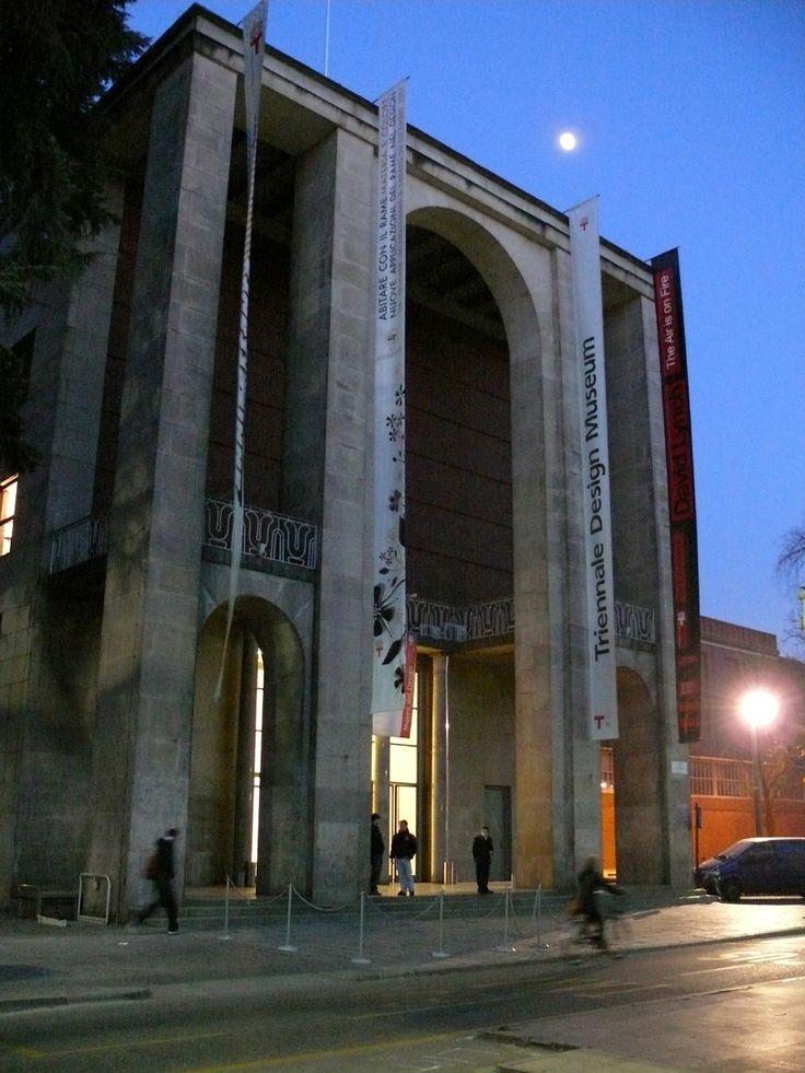La Triennale, #Milano