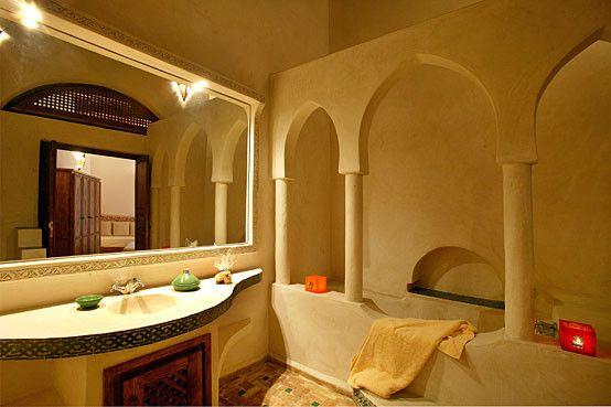 Riad l'Ayel d'Essaouira, Galerie Photos - Salle de, Riad Marrakech: Location de Riad et villa Marrakech, Riads Marrakech.
