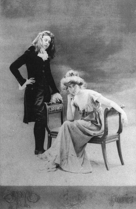 VIVIEN, Renée and N.Barny