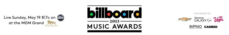 Billboard Music AwardsWinners 2013
