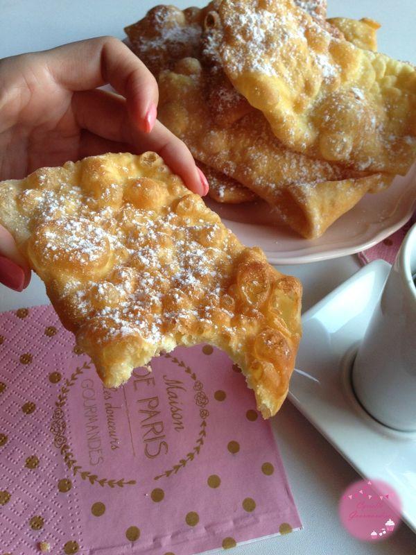 Oreillettes du Languedoc