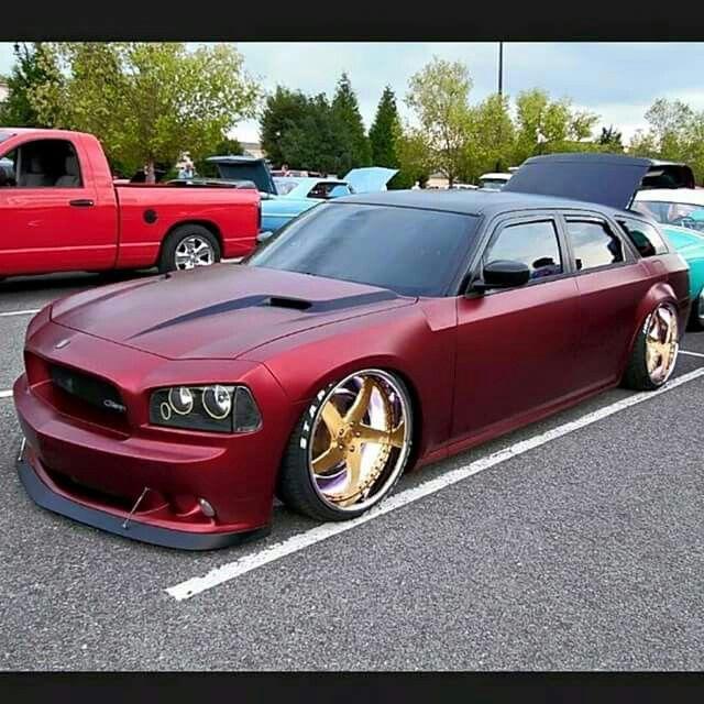 Dodge Magnum With Charger Front End Dodge Magnum