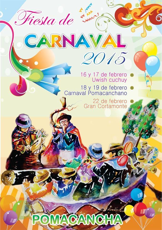 Carnaval Pomacancha