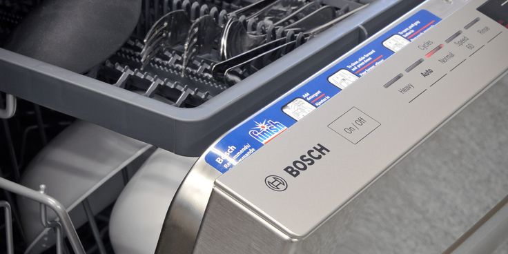 2017 Bosch 300 Series Dishwasher Review - Reviewed.com Dishwashers