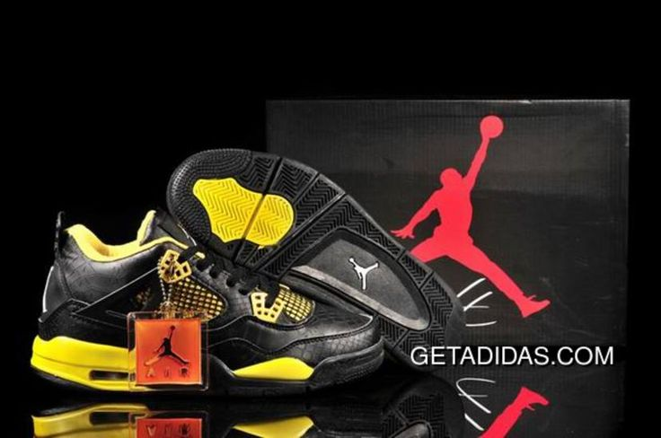 https://www.getadidas.com/air-jordans-4-black-yellow-topdeals.html AIR JORDANS 4 BLACK YELLOW TOPDEALS Only $78.39 , Free Shipping!