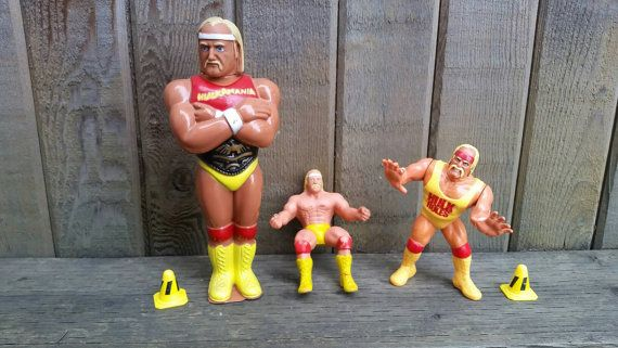 Check out this item in my Etsy shop https://www.etsy.com/ca/listing/482133551/80s-hulk-hogan-action-figures-wwf-wwe