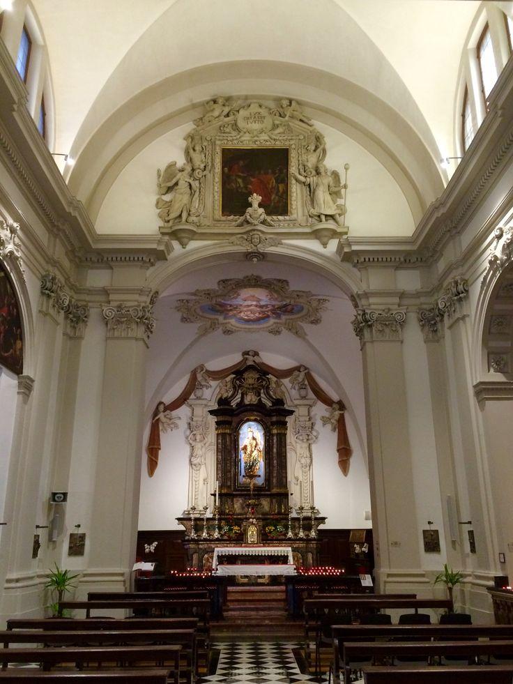 Chiesa San Carlo Borromeo Lugano 1640