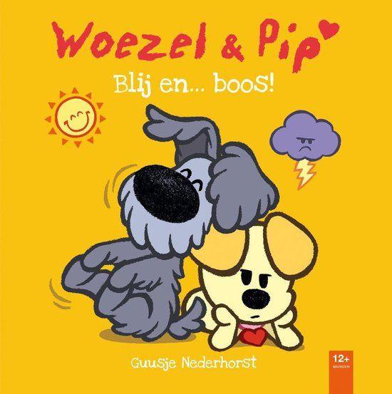 Woezel en Pip - Blij en... boos!