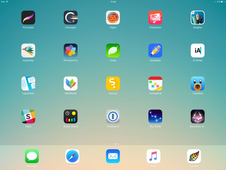 Just Got Your IPad Pro And Looking For Awesome Apps To Use Maybe This List
