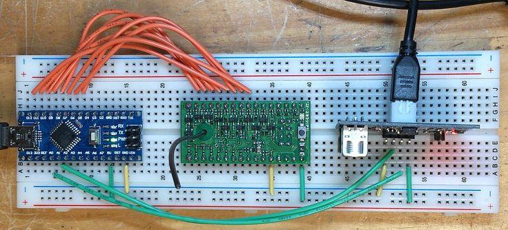 Mit wenigen Modulen kann eine Ultraschall-Füllstandsmessung für das Hausautomationssystem HomeMatic realisiert werden.