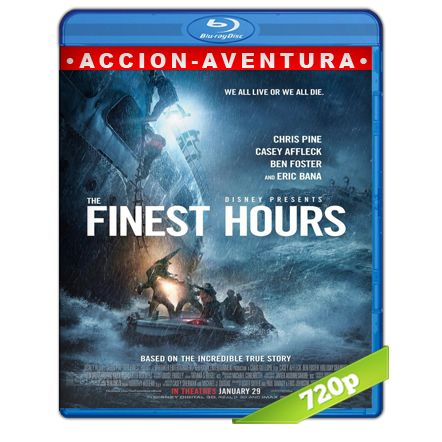 Horas Contadas HD720p Audio Trial Latino-Castellano-Ingles 5.1 (2016)