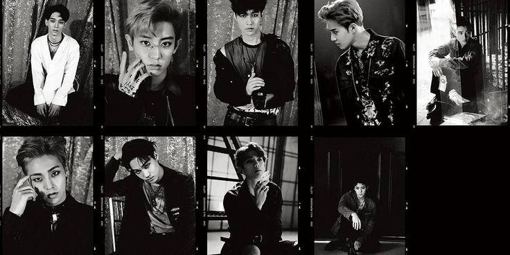 #EXO #comeback #lotte #kpop #repackage #album #boygroup