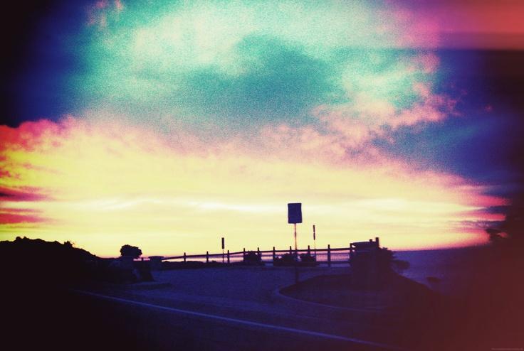 Beautiful drive