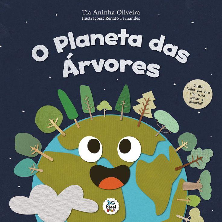O maior tesouro do Planeta das Árvores está ameaçado!! Quem irá ajudá-lo a se livrar do Monstro da Poluição?