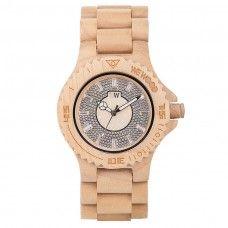 Reloj Sargas Beige WeWood