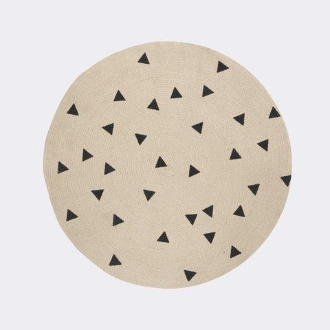 Round Carpets by Ferm Living