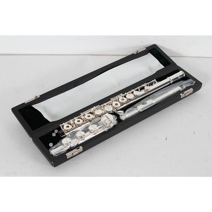 Pearl Flutes Quantz 665 Series Flutes 665RBE1RB - B Foot, Offset G with Split E 888366029220
