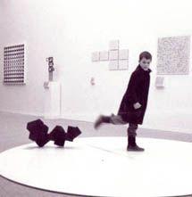 Gabriele De Vecchi, Scultura da prendere a calci, 1959