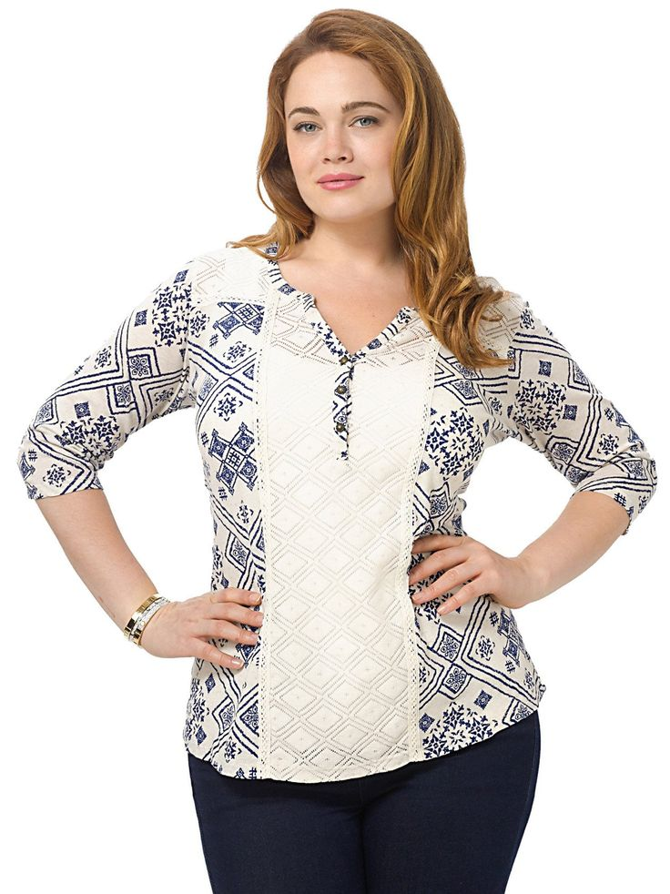 closet.gwynniebee.com products lucky-brand-campbell-lace-mixed-top?tc=T-415787830671296&utm_source=Pinterest&utm_medium=SocialShare&utm_content=20131030&utm_campaign=Pinterest_Pin