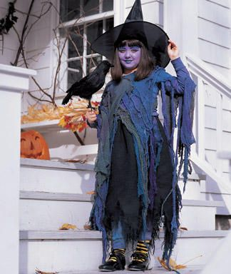 halloween costumi strega