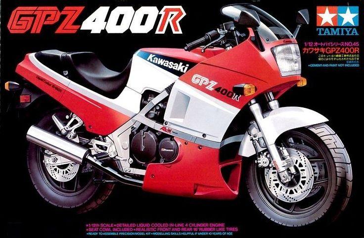 1/12 Kawasaki Ninja ZX-12R