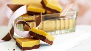 Δροσερό γλύκισμα σοκολάτας